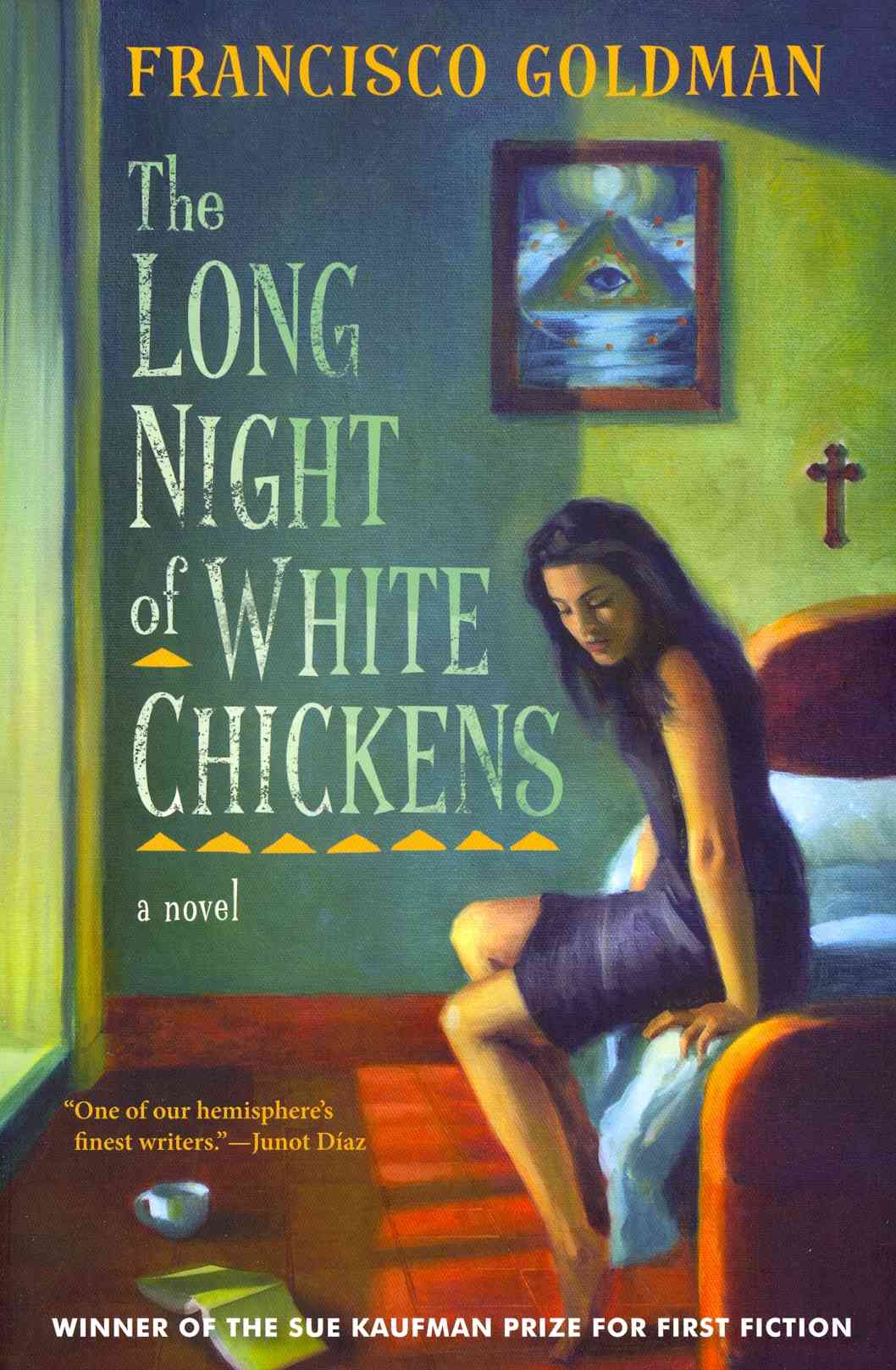 The Long Night of White Chickens By Goldman, Francisco